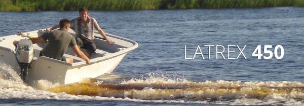 Motorboot LR-450 ein Boot der Extraklasse kaufen